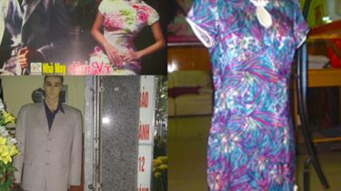 スーツ・チャイナドレスのベトナムからの輸入、買付け、仕入れはベトナムジャパンまで