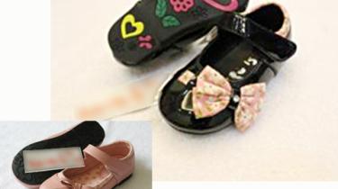 子供用(女の子)靴のベトナムからの輸入、買付け、仕入れはベトナムジャパンまで