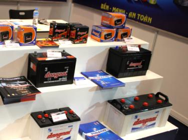 車用バッテリーの製造・販売などのベトナムからの輸入、買付け、仕入れはベトナムジャパンまで