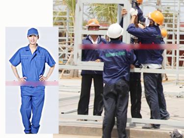 作業服、ユニフォームのベトナムからの輸入、買付け、仕入れはベトナムジャパンまで