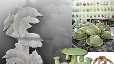 伝統工芸・石彫刻のベトナムからの輸入、買付け、仕入れはベトナムジャパンまで