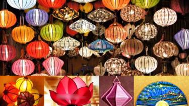 提灯・扇子 のベトナムからの輸入、買付け、仕入れはベトナムジャパンまで