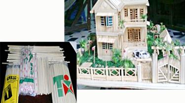 竹細工作品のベトナムからの輸入、買付け、仕入れはベトナムジャパンまで