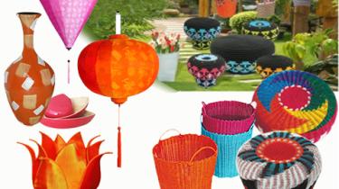 伝統工芸品、竹用品、プラチック工芸商品のベトナムからの輸入、買付け、仕入れはベトナムジャパンまで