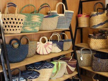 籠バッグ(ウォーターヒヤシンス製)などのベトナムからの輸入、買付け、仕入れはベトナム仕入れ.com まで